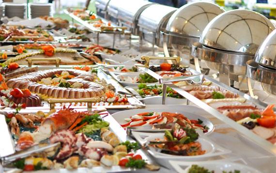 menu mariage special
